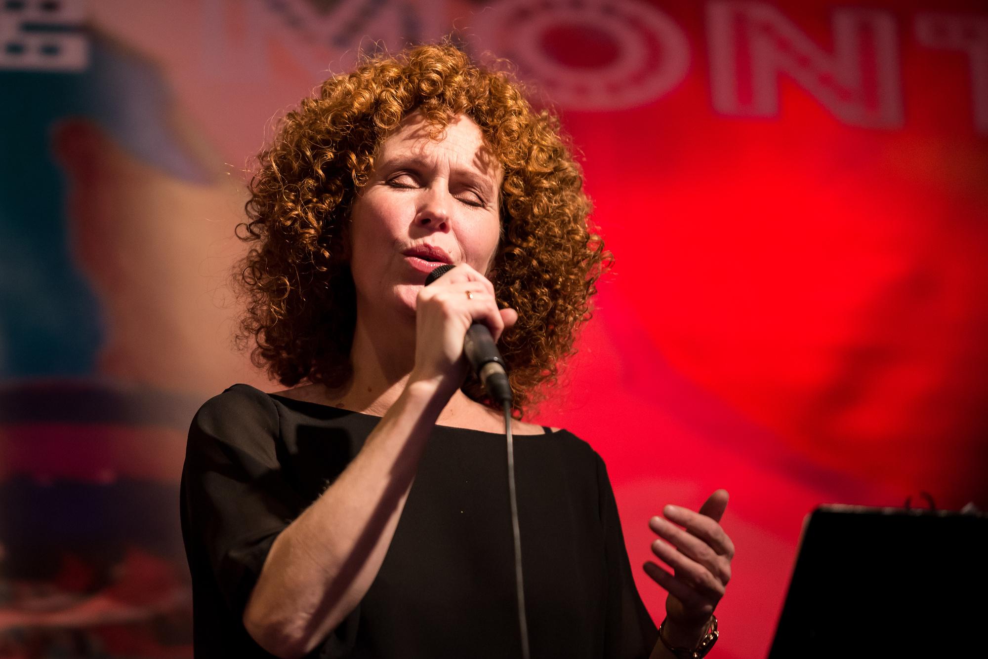 Masterclass Jazz zang in Paradox, Tilburg